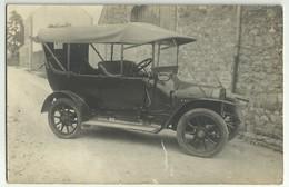 Carte Photo Automobile Voiture DE DION BOUTON ?          Fd81 - Passenger Cars
