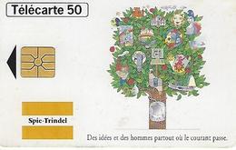 Spie Trindel 50 U-direction Regionale Val De Seine Cergy-pontoise - France