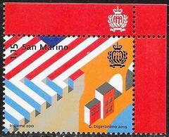 San Marino/Saint-Marin: Rapporti Consolari San Marino/USA, Consular Relations San Marino/USA, Relations Consulaires Sain - Storia