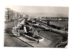 Carte Alger Boulevard Carnot - Alger