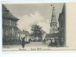 Thourout  Torhout  Groote Markt ( Fête Foraines - Balançoires ) DVD 8905 - Torhout