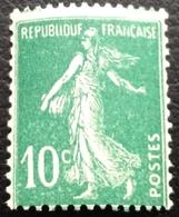 N° 159  NEUF ** SANS CHARNIÈRE ( LOT:40 ) - 1906-38 Sower - Cameo