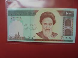 IRAN 1000 RIALS NON CIRCULER - Iran