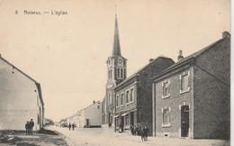 Noiseux ,l'église ; ( Le Centre Du Village ),( Somme-Leuze ),( Edit : Desaix , N° 8 ) - Somme-Leuze