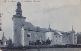 Fumal Le Château Ed. S.B.P. Circulée En 1920 - Braives