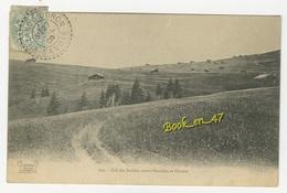 {73239} 73 Savoie Col Des Saisies , Entre Beaufort Et Flumer - France