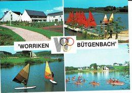 BUTGENBACH-CENTRE DES SPORTS DE WORRIKEN - Bütgenbach