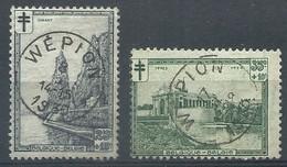 N°294 Et 295, Antituberculeux Obl WEPION /1930 - Other