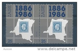 Zaire 1986 OBCn° 1306A *** MNH  Cote 3,75 Euro - 1980-89: Mint/hinged