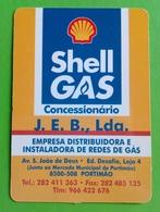Calendrier De Poche Shell 2004 - Small : 2001-...