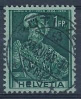 "HELVETIA - Mi Nr 382 - Cachet  ""RUTI"" - (ref. 1030) - Gebruikt"