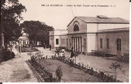 17 LA ROCHELLE --  Casino Du Mail , Façade Sur La Promenade - La Rochelle