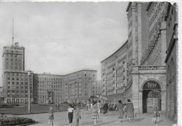 AK 0181  Leipzig - Neubauten Am Ring / Ostalgie , DDR Um 1960 - Leipzig