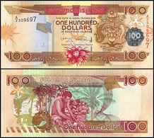 SOLOMON ISLANDS - 100 Dollars Nd.(2006-2009) UNC P.30 (2) - Salomonseilanden