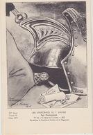 Les Uniformes Du 1er Empire Casque Et Cuirasse Portés Par Le Capitaine Carlier Du 6eme Régiment ( Tirage 400 Ex ) - Uniformen