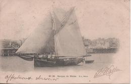 LE HAVRE BARQUE DE PECHE - Le Havre
