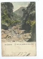 Un Ravin Aux Environs De Santa Cruz - Iles Canaries ( Nels Couleur Bruxelles Série 14 No 96 ) - Tenerife
