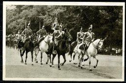 CARTOLINA - CV2635 MILITARI REGGIMENTALI Genova Cavalleria, FP, Viaggiata 1933 In Busta, Ottime Condizioni - Regiments
