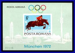 1972 - Rumania - Sc. B 94 - Sin Dentar - MNH - Valor Catalogo 90€ - RU-048 - 02 - 1948-.... Repúblicas