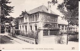 17 LA ROCHELLE --  La Crèche Jeanne CALLIER - La Rochelle