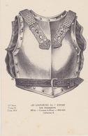 Uniformes Du 1er Empire Cuirasse D'officier ( Carte Tirée à 400 Ex ) - Uniformen