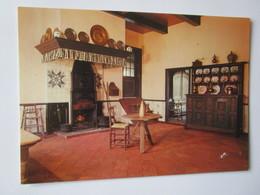 Kamin Im Ostfriesenhaus, 1822. Museumsdorf Cloppenburg. Niedersachsisches Freilichtmuseum - Cloppenburg