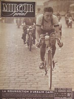 Revue Miroir Sprint N°106 (1er Juin 1948) Cyclisme : 4e Boucles De La Seine - Tennis Roland Garros - 1900 - 1949