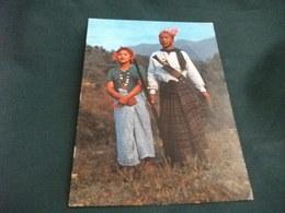 Costumi Costume Uomo E Donna Missione Di Mawhar India ARCIVESCOVO DI SHILLONG GAUHATI UBERTO D'ROSARIO - Missioni