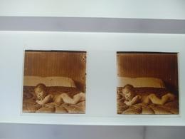 Stéréo Sur Verre Plaque De Verre - Diapositivas De Vidrio
