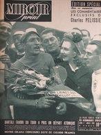 Revue Miroir Sprint Tour De France (1er Juil 1948) Bartali A Pris Un Départ Atomique - - Boeken, Tijdschriften, Stripverhalen