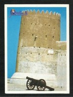Qatar Picture Postcard Part Of Al Zubara Fort  View Card - Qatar