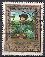 Liechtenstein  (1985)  Mi.Nr.  881  Gest. / Used  (5ah33) - Gebraucht