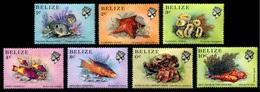 1984 Belize (7) - Belize (1973-...)