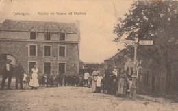 Tohogne.  Route De Warre Et Durbuy - Autres