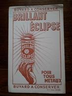 L18/108 Buvard. Brillant Eclipse - Pulizia