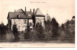 Vosges : Ramonchamp : Chateau - France