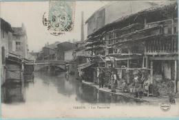 CPA:   VERDUN   (Dpt.55):    La Tanneries En 1905.      (E1553) - Verdun