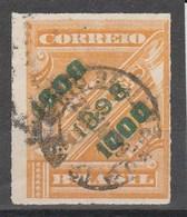 BRESIL 1898 - Yvert N° 97 - Oblitéré - Brasilien