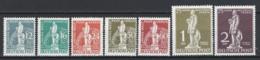 Germania Berlino 1949 Unif. 21/27 **/MNH VF/F - Ungebraucht