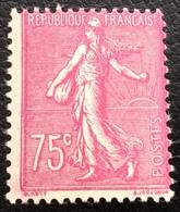 N° 202  NEUF ** SANS CHARNIÈRE ( LOT:73 ) - 1903-60 Sower - Ligned
