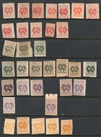 LITWA ŚRODKOWA, CENTRAL LITHUANIA Stamp Collection With Many Varieties Included,  ( Mostly Mint Hinged ) - 1919-1939 Republic