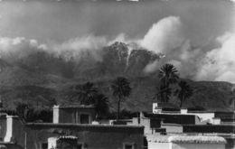 Morocco Taroudant Orage Sur L'Atlas Mountain Postcard - Autres