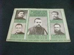 IL PONTIFICATO ISTITUTO MISSIONI ESTERE RICORDA I MISSIONARI UCCISI IN CINA BAROSI MENCATTINI ZANELLA ZANARDI LAZZARONI - Missionen