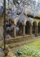 11 - Saint Martin Le Vieil - Ancienne Abbaye Cistercienne De Villelongue - Le Cloitre - Voir Scans Recto-Verso - Autres Communes