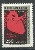 IVERT Nº 2023**1972 TURQUIA - Medicina