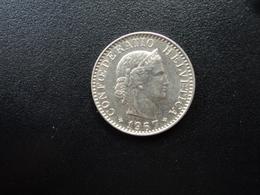 SUISSE : 20 RAPPEN   1967 B    KM 29a     SUP+ - Suisse