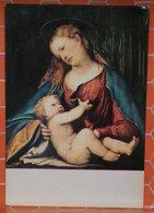 Madonna Col Bambino Di Romanino Galleria Doria Pamphilj Roma Cartolina - Vergine Maria E Madonne