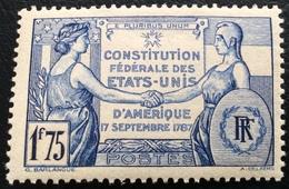 N° 357  NEUF ** SANS CHARNIÈRE ( LOT:187 ) - France