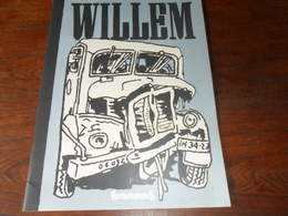 WILLEM  ..... / E.O 1987 / COLL. 30/40 FUTUROPOLIS - Livres, BD, Revues