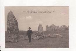 Camaret Sur Mer Monuments Megalithiques De Lagatjar - Camaret-sur-Mer